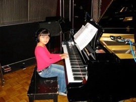 Kid piano lessons, Southern California Piano Academy, Los Angeles, North Hollywood Studio