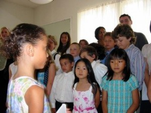 Piano Recital, Southern California Piano Academy, Los Angeles, North Hollywood Studio