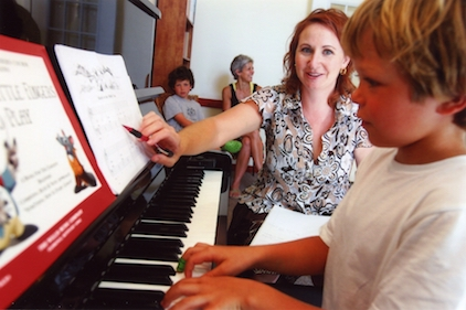 Laurie Robinson, SoCal Piano Academy